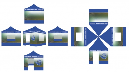 Projektowanie namiotu